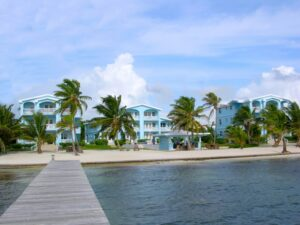 Sunset Beach Resort, San Pedro, Ambergris Caye, Belize