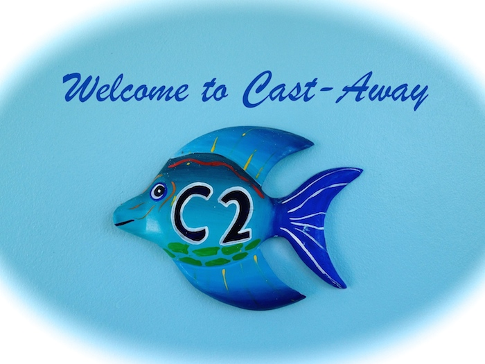 Welcome to Cast Away, condo C2!