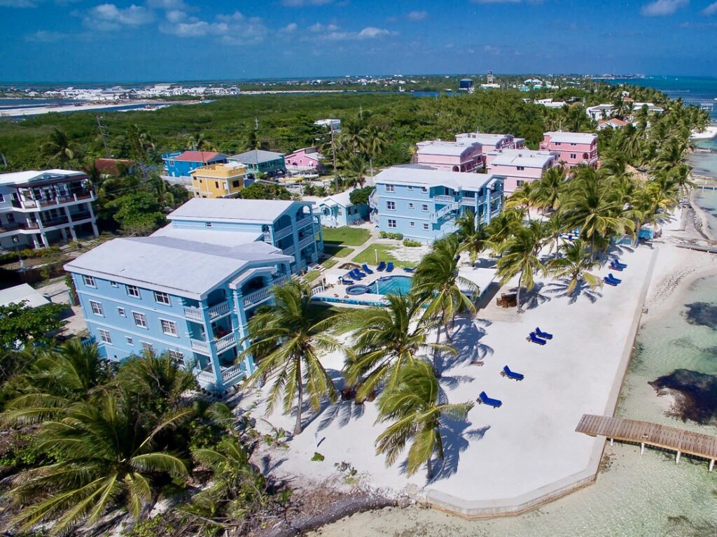 Sunset Beach Resort, San Pedro, Ambergris Caye, Belize