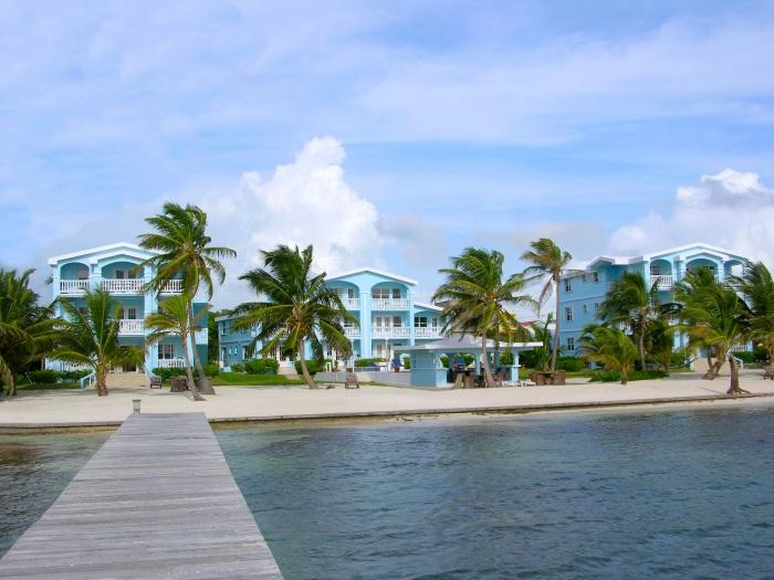 Sunset Beach Resort A Great Choice On Ambergris Caye