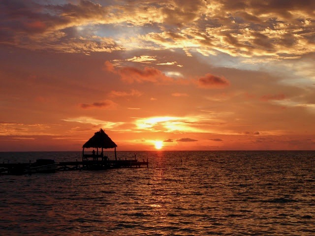 Sunset Beach Resort, Ambergris Caye, Belize