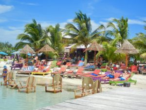 Secret Beach, Ambergris Caye, Belize